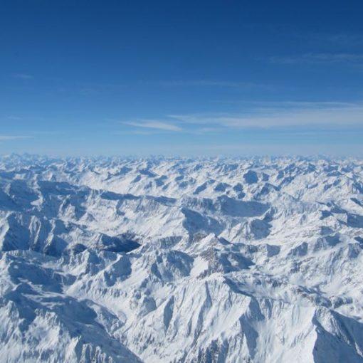 Ballon Alpenüberquerung