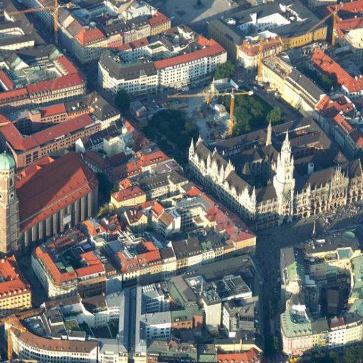 Ballonfahrten München