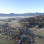 Ballonfahrt Oberbayern