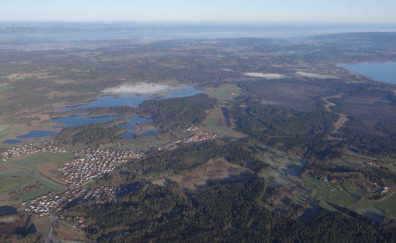Heißluftballonfahrten Starnberger See