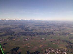 Ballonfahrten Voralpenland