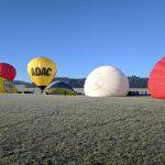 Ballonfahrt Betriebsausflug